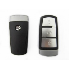 vw cc key fob battery